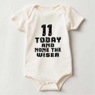Body Para Bebê 11 hoje e nenhuns o mais sábio