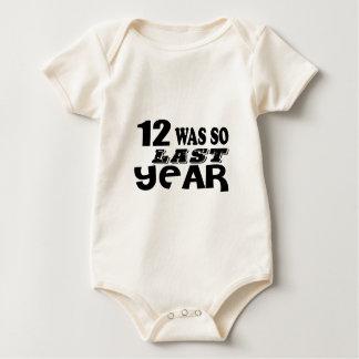 Body Para Bebê 12 era assim tão no ano passado o design do