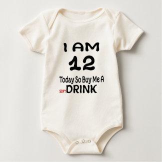 Body Para Bebê 12 hoje compre-me assim uma bebida