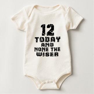 Body Para Bebê 12 hoje e nenhuns o mais sábio