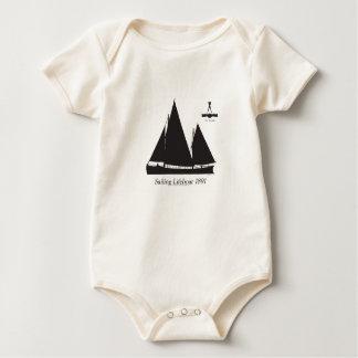 Body Para Bebê 1891 barcos salva-vidas de navigação - fernandes