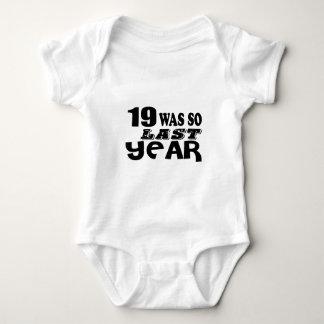 Body Para Bebê 19 era assim tão no ano passado o design do