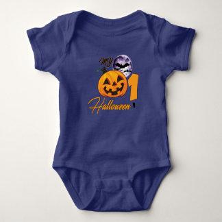 Body Para Bebê 1 First Halloween