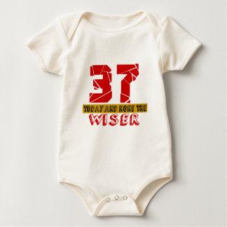 Body Para Bebê 37 hoje e nenhuns o mais sábio