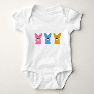 Body Para Bebê 3 bolos