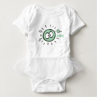 Body Para Bebê 3 ensolarados