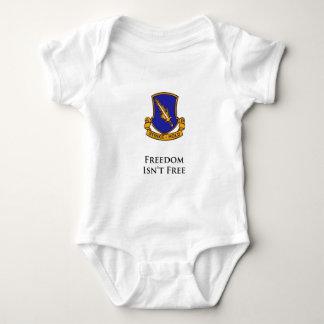 Body Para Bebê 504th A PIR-Liberdade não está livre