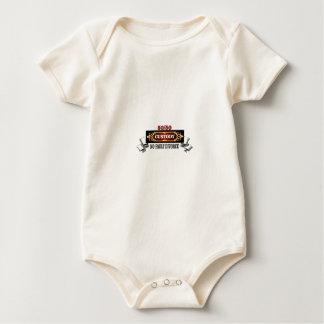 Body Para Bebê 50 50 direitos de pais,