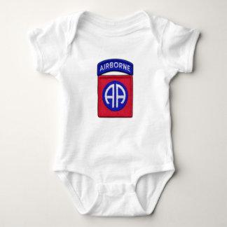 Body Para Bebê 82nd Remendo de Bragg da divisão aerotransportada