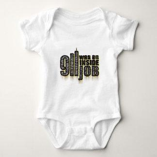 Body Para Bebê 911 era um trabalho interno