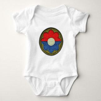 Body Para Bebê 9o Veterinários dos veteranos do descobridor da