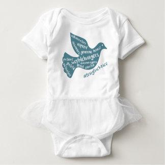 Body Para Bebê A ajuda cresce o movimento ao #BringBackNice!