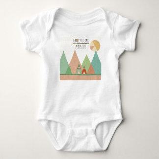 Body Para Bebê A aventura de Geo III | do sudoeste espera