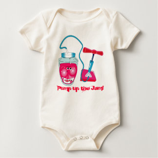 Body Para Bebê a bomba, bombeia acima o doce!