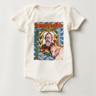 Body Para Bebê A canção de ninar de Brahms