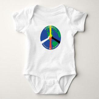Body Para Bebê A diversidade não pode Trumped