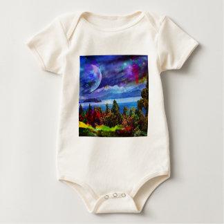 Body Para Bebê A fantasia e a imaginação vivem junto