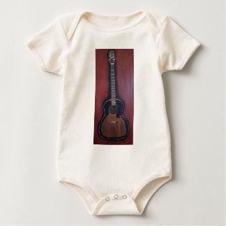 Body Para Bebê A guitarra de Ryan