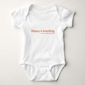Body Para Bebê A história está batendo o bebê