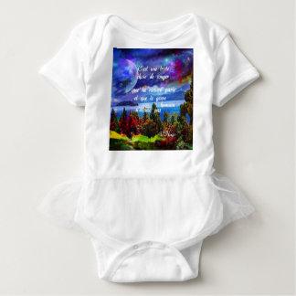 Body Para Bebê A imaginação é uma ferramenta poderosa