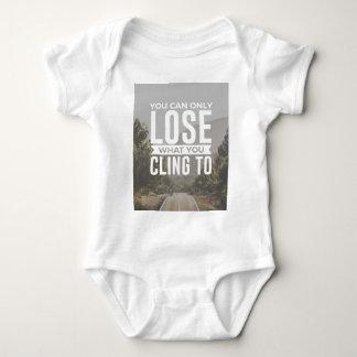 Body Para Bebê A liberdade está deixando vai