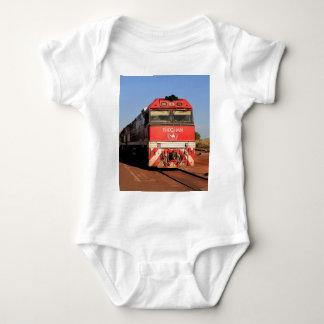 Body Para Bebê A locomotiva do trem de Ghan, Darwin