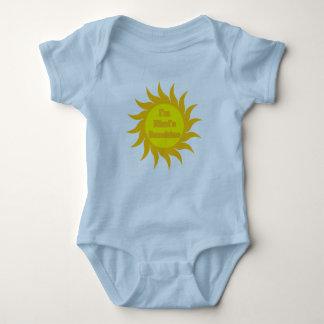 Body Para Bebê A luz do sol de Mimi