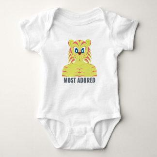 Body Para Bebê A maioria Adored