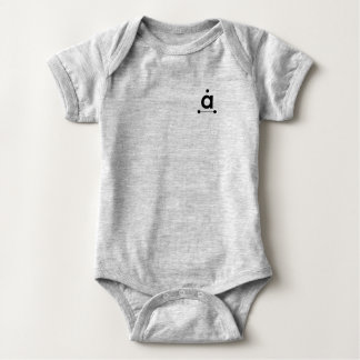 Body Para Bebê a maneira do audiense! corpo