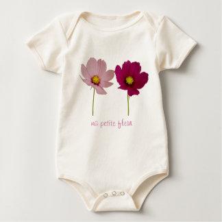 Body Para Bebê a minha pequena flor