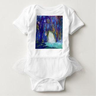 Body Para Bebê A natureza é um conto de fadas