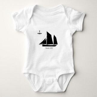 Body Para Bebê a navigação 1893 smack - fernandes tony