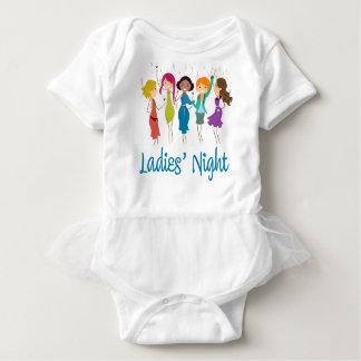 Body Para Bebê A noite das senhoras