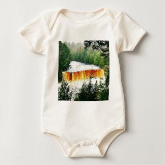 Body Para Bebê A parte superior de Tahquamenon cai península