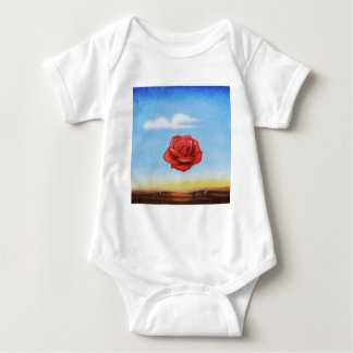 Body Para Bebê a pintura famosa surrealista aumentou da espanha