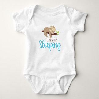 Body Para Bebê A preferencialmente seja Bodysuit do jérsei do