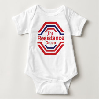 Body Para Bebê A resistência