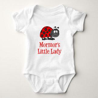 Body Para Bebê A senhora pequena de Mormor