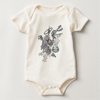 Body Para Bebê A vingança de Montezuma