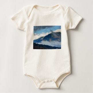Body Para Bebê A vista transversalmente à igreja de Catherine do