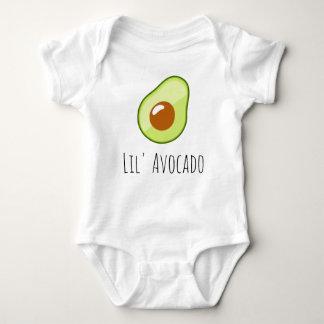Body Para Bebê Abacate