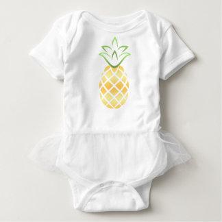 Body Para Bebê Abacaxi Aloha Havaí!