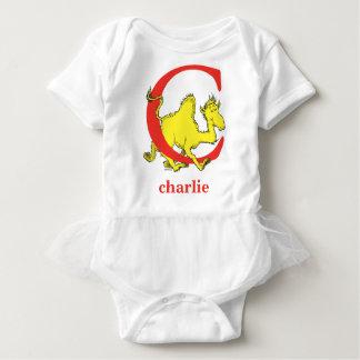 Body Para Bebê ABC do Dr. Seuss: Letra C - O vermelho | adiciona