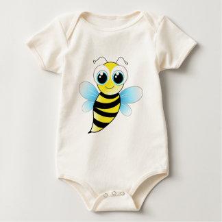 Body Para Bebê abelha