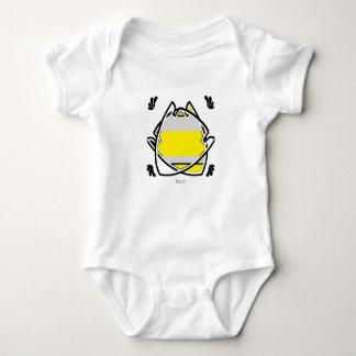 Body Para Bebê Abelha de Bizzy