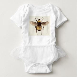 Body Para Bebê Abelha do vôo