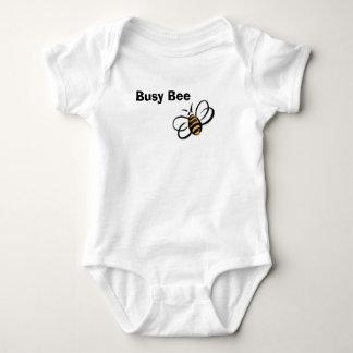 Body Para Bebê Abelha ocupada