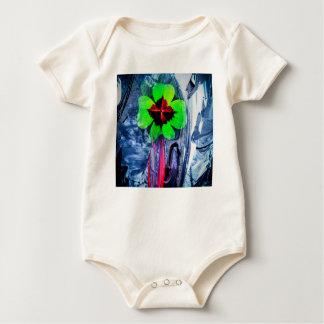 Body Para Bebê Abstractamente em sorte de perfeição