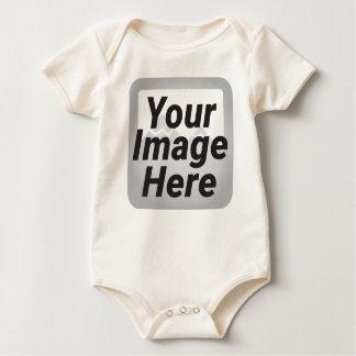 Body Para Bebê Abstrato marmoreado