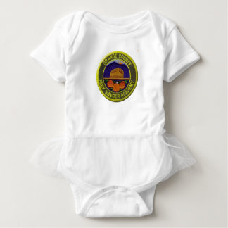 Body Para Bebê Academia da guarda florestal do Condado de Orange